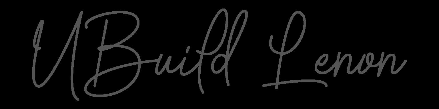UBuild Lenon Signature