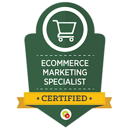 UBuild Lenon Certified E-Commerce Marketing Specialist